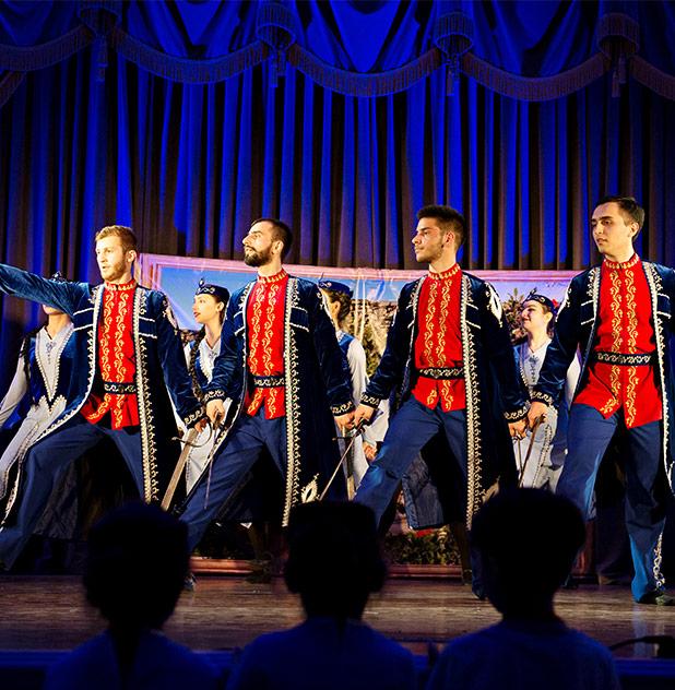 Армянский концерт во дворце Белосельских Белозерских