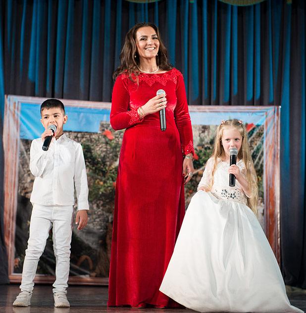 Молодые исполнители армянской диаспоры