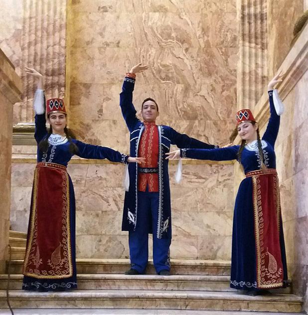 Группа Армстайл в открытии выставки Этнопарк