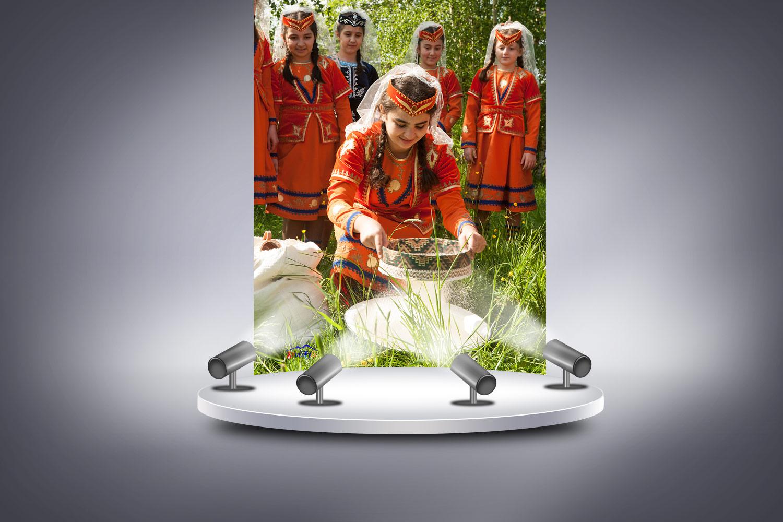 Армянская свадьба за 7 дней и ночей (Эпизод1.7)