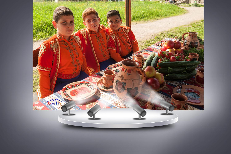 Армянская свадьба за 7 дней и ночей (Эпизод1.9)
