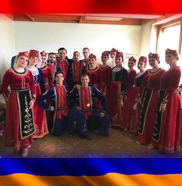 Армянские народные танцы