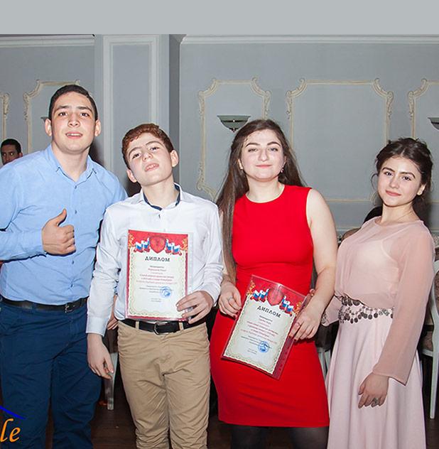 Лучший танцор армянских танцев 2016