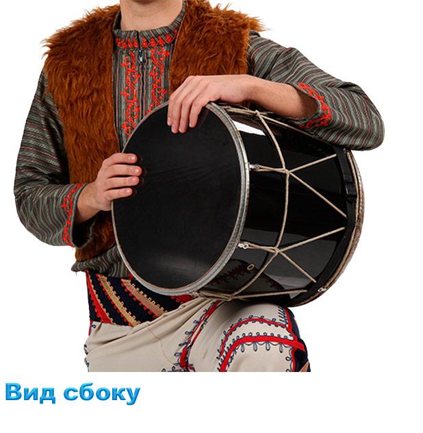 Барабан доол (черный). Обший вид