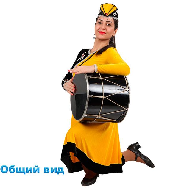 Женский танцевальный костюм Шалахо. Общий вид